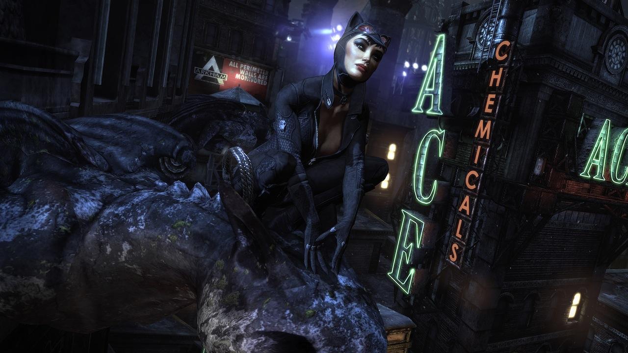 Batman: Arkham City odhaluje achievementy 50834