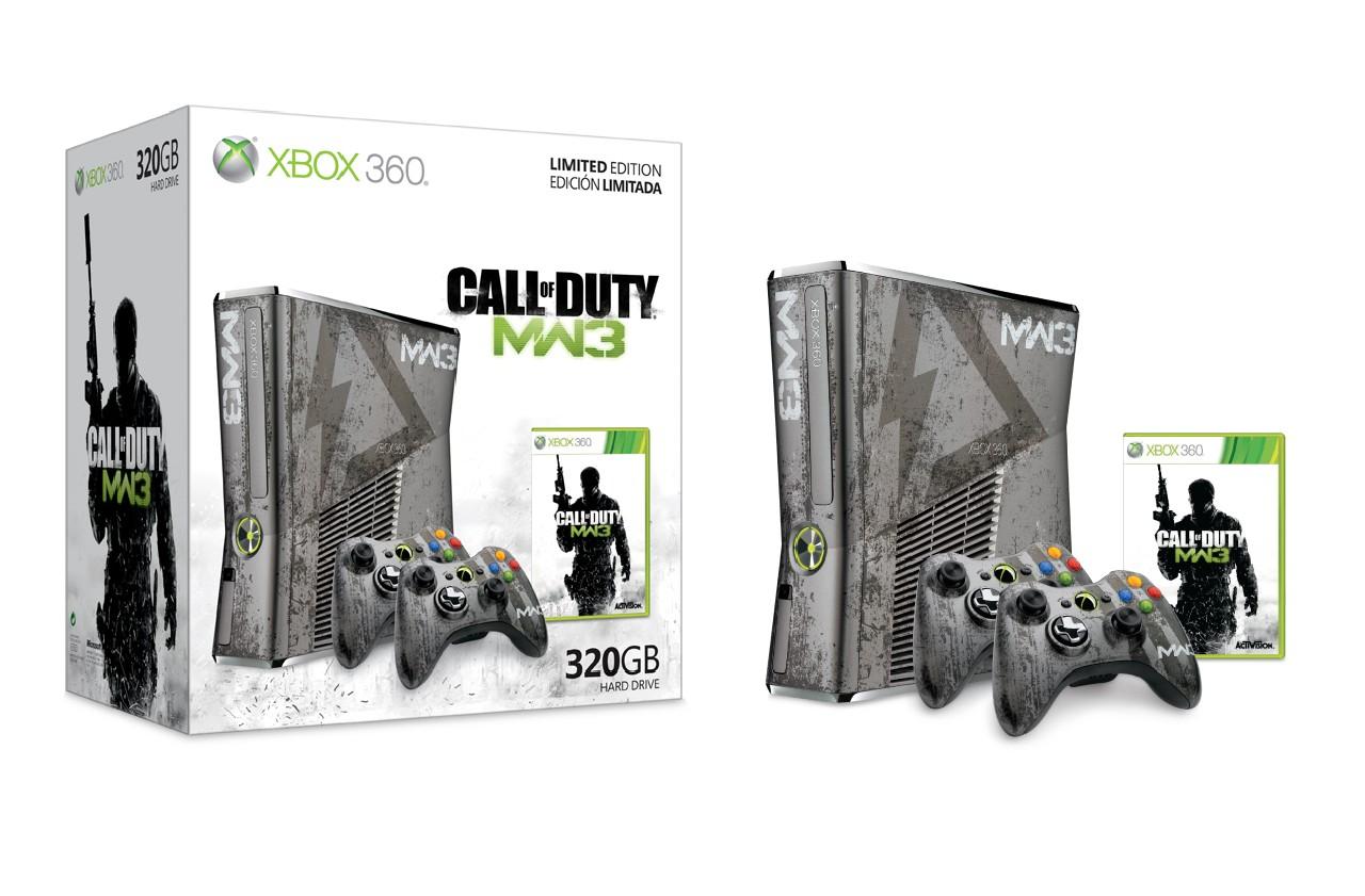 Modern Warfare 3 a Xbox360 balíček 50836