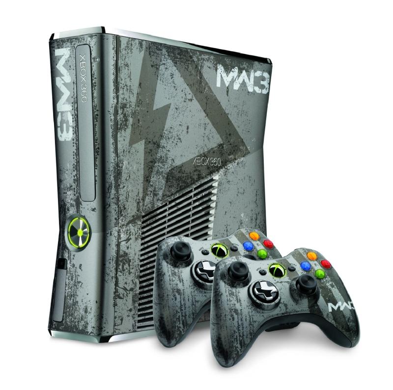 Modern Warfare 3 a Xbox360 balíček 50844