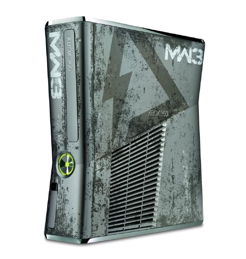 Modern Warfare 3 a Xbox360 balíček 50846
