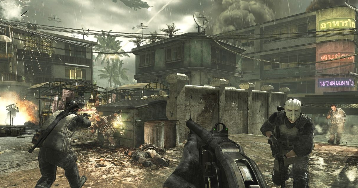 Modern Warfare 3 multiplayer – novinky, detaily, fakta 50851