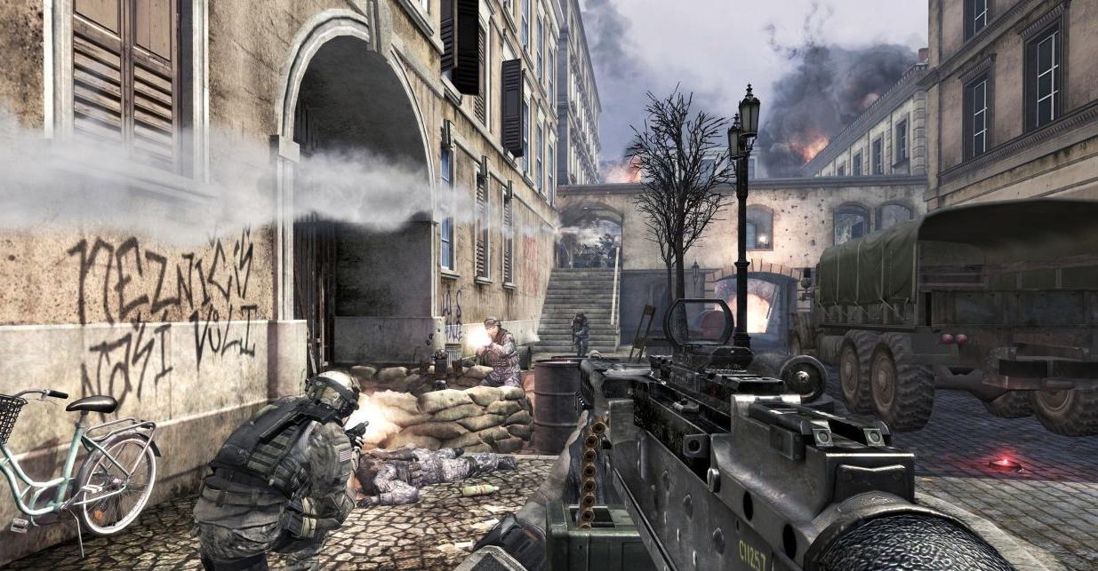 Modern Warfare 3 multiplayer – novinky, detaily, fakta 50853