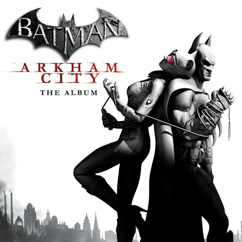 Batman: Arkham City s vlastním soundtrackem 50940