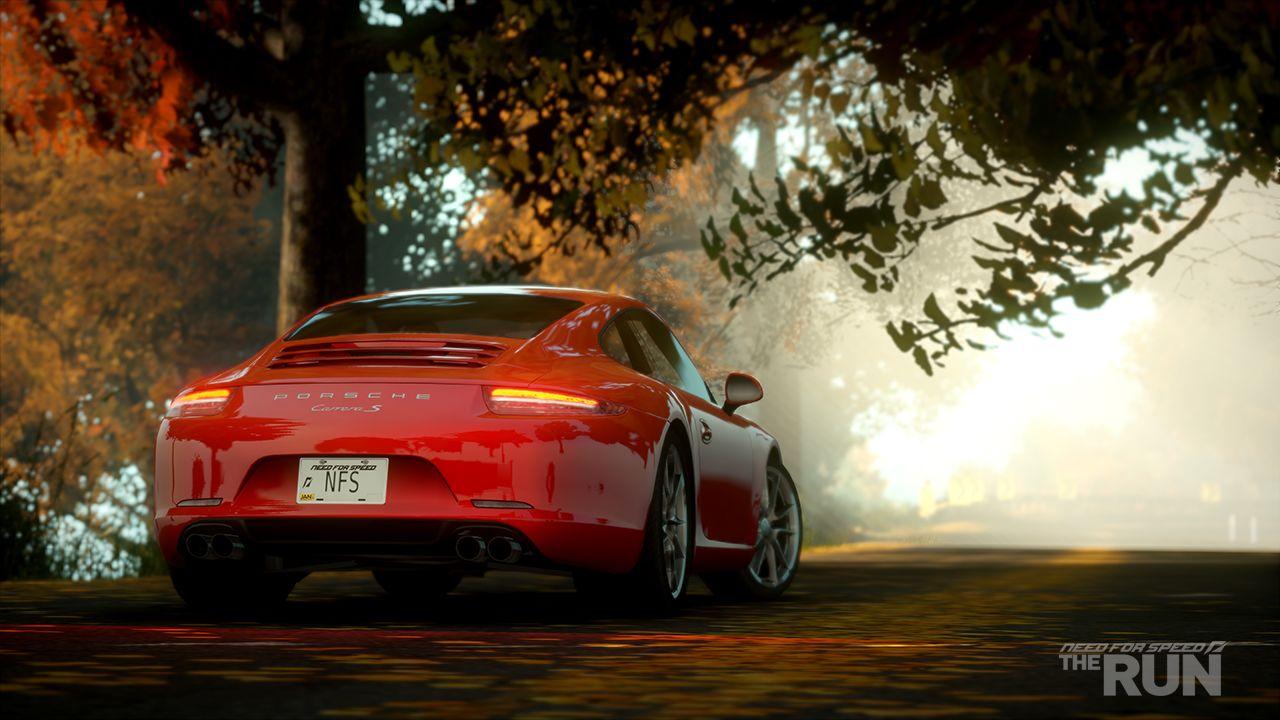 NFS: The Run představuje Porsche 911 51226