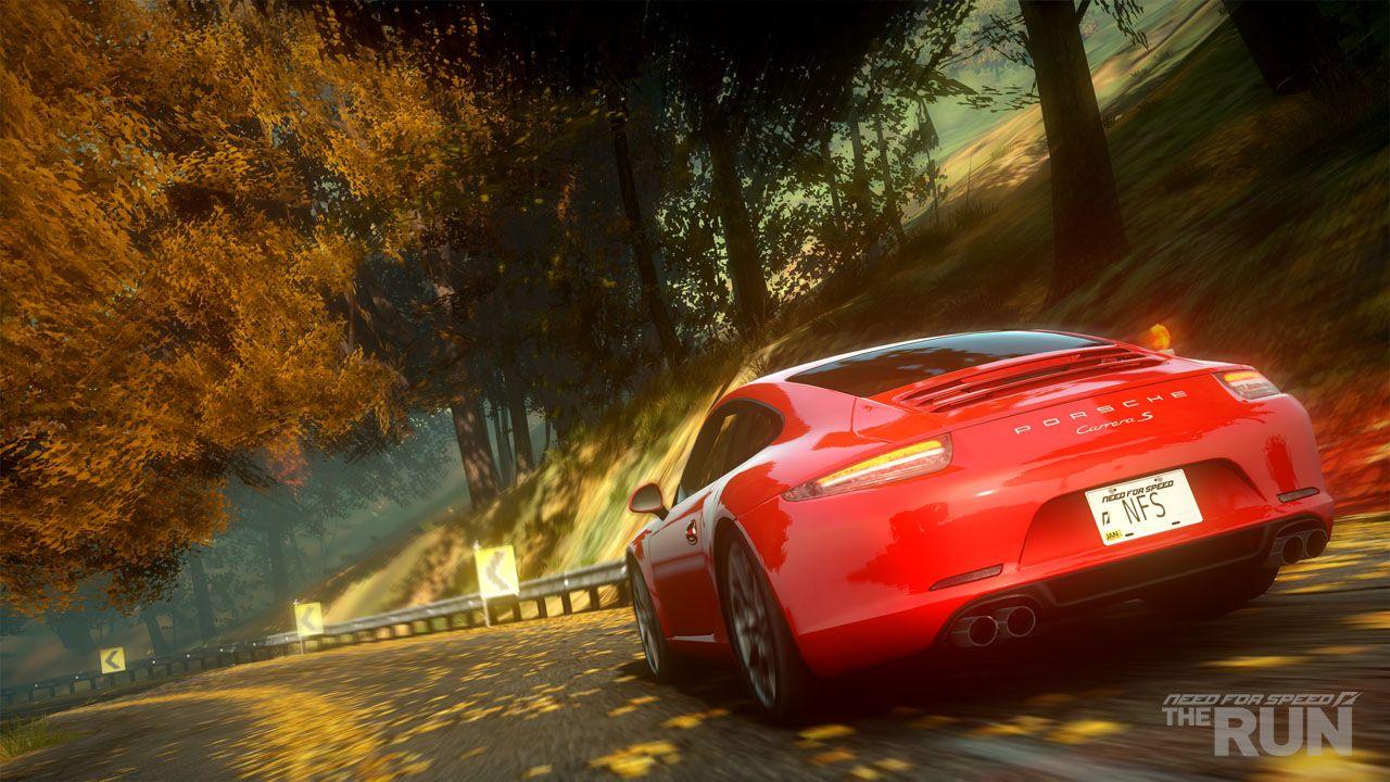 NFS: The Run představuje Porsche 911 51227