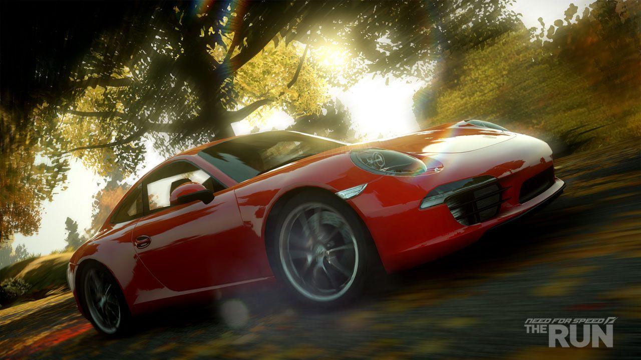 NFS: The Run představuje Porsche 911 51228