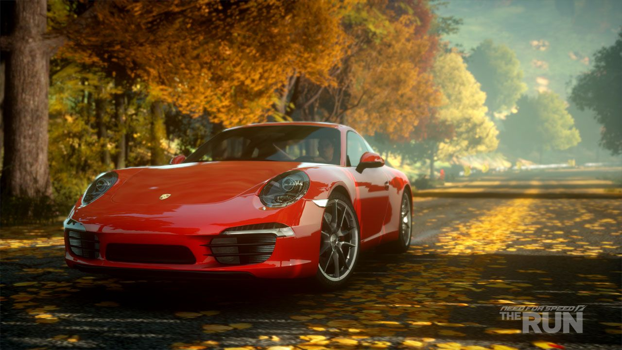 NFS: The Run představuje Porsche 911 51229