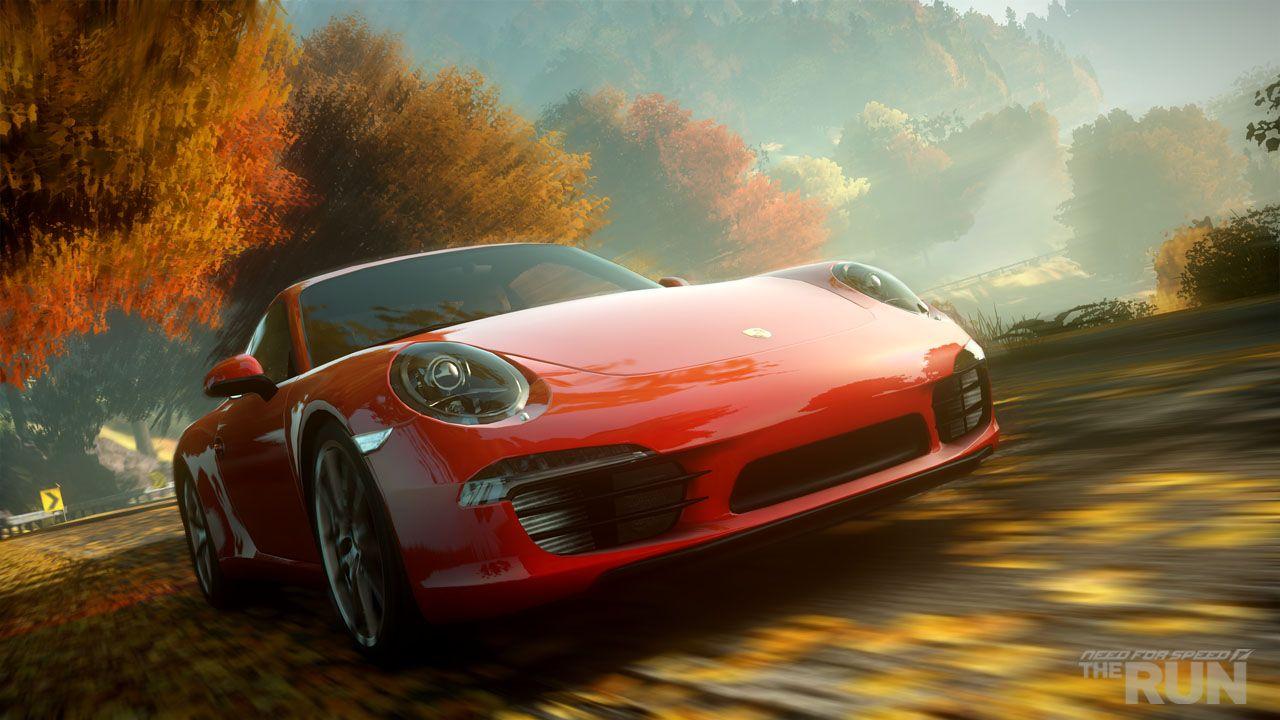 NFS: The Run představuje Porsche 911 51230