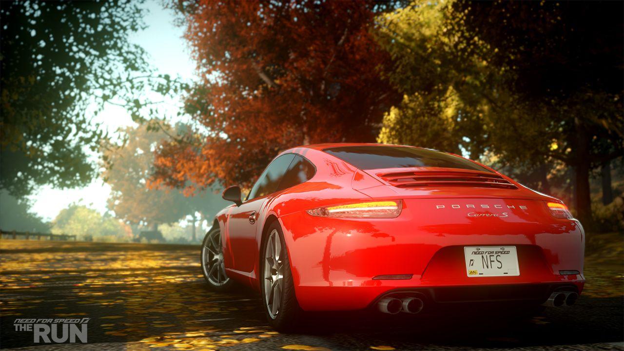 NFS: The Run představuje Porsche 911 51231
