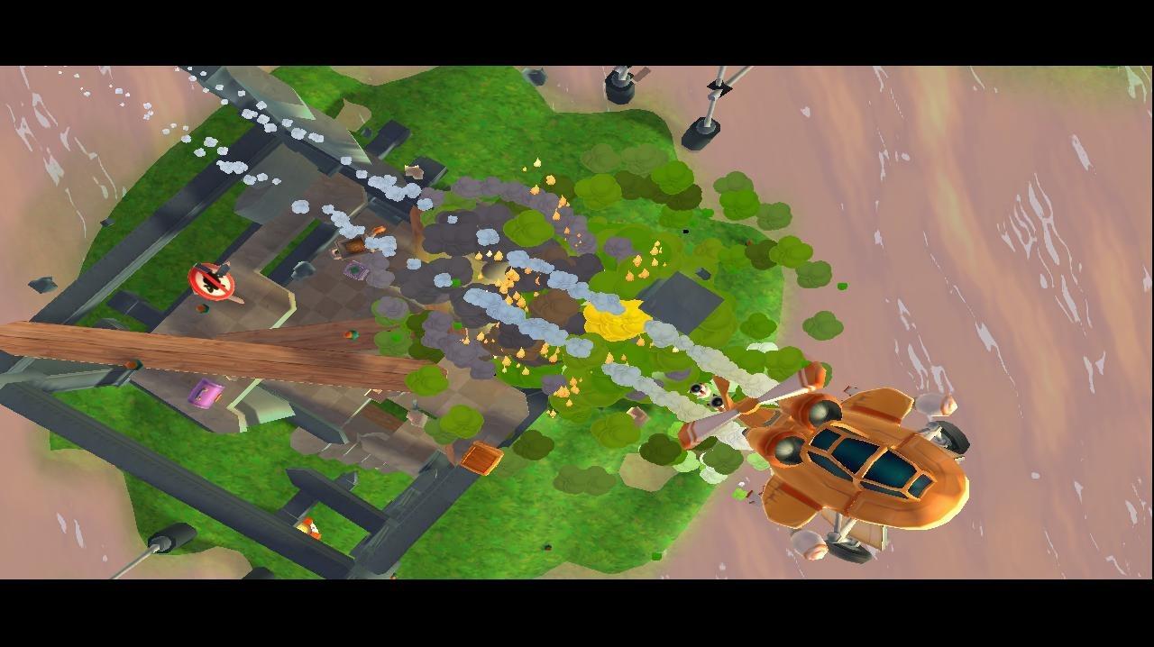 Trailery a obrázky z Worms Ultimate Mayhem 51536