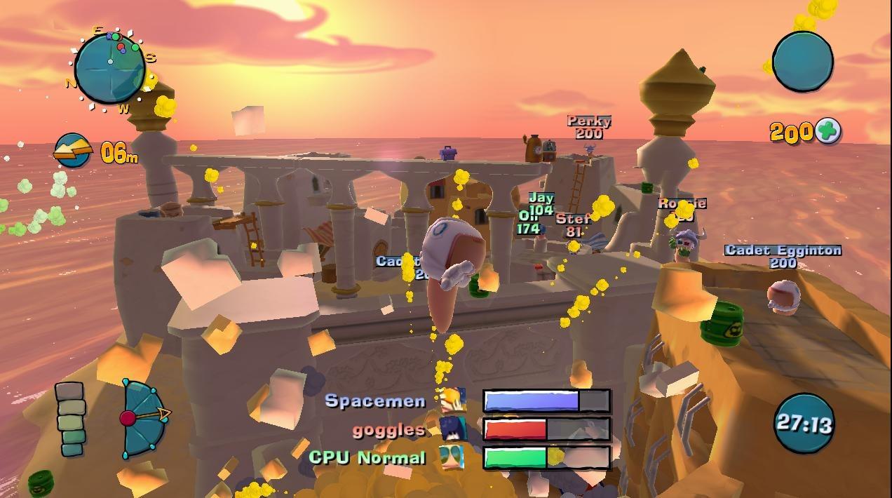 Trailery a obrázky z Worms Ultimate Mayhem 51537