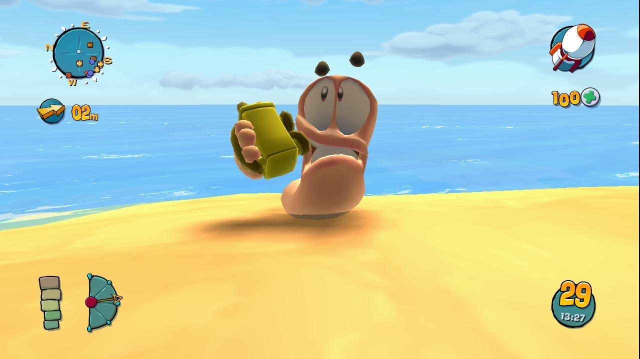 Trailery a obrázky z Worms Ultimate Mayhem 51539