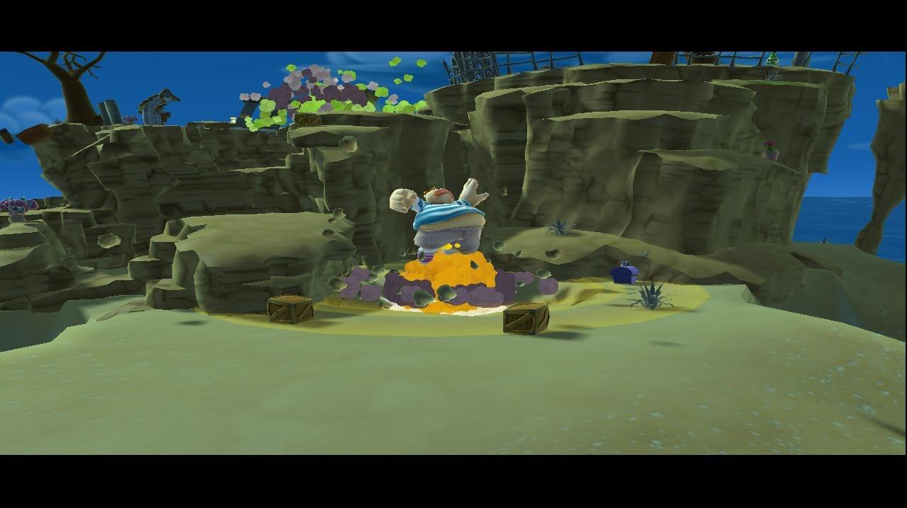 Trailery a obrázky z Worms Ultimate Mayhem 51544