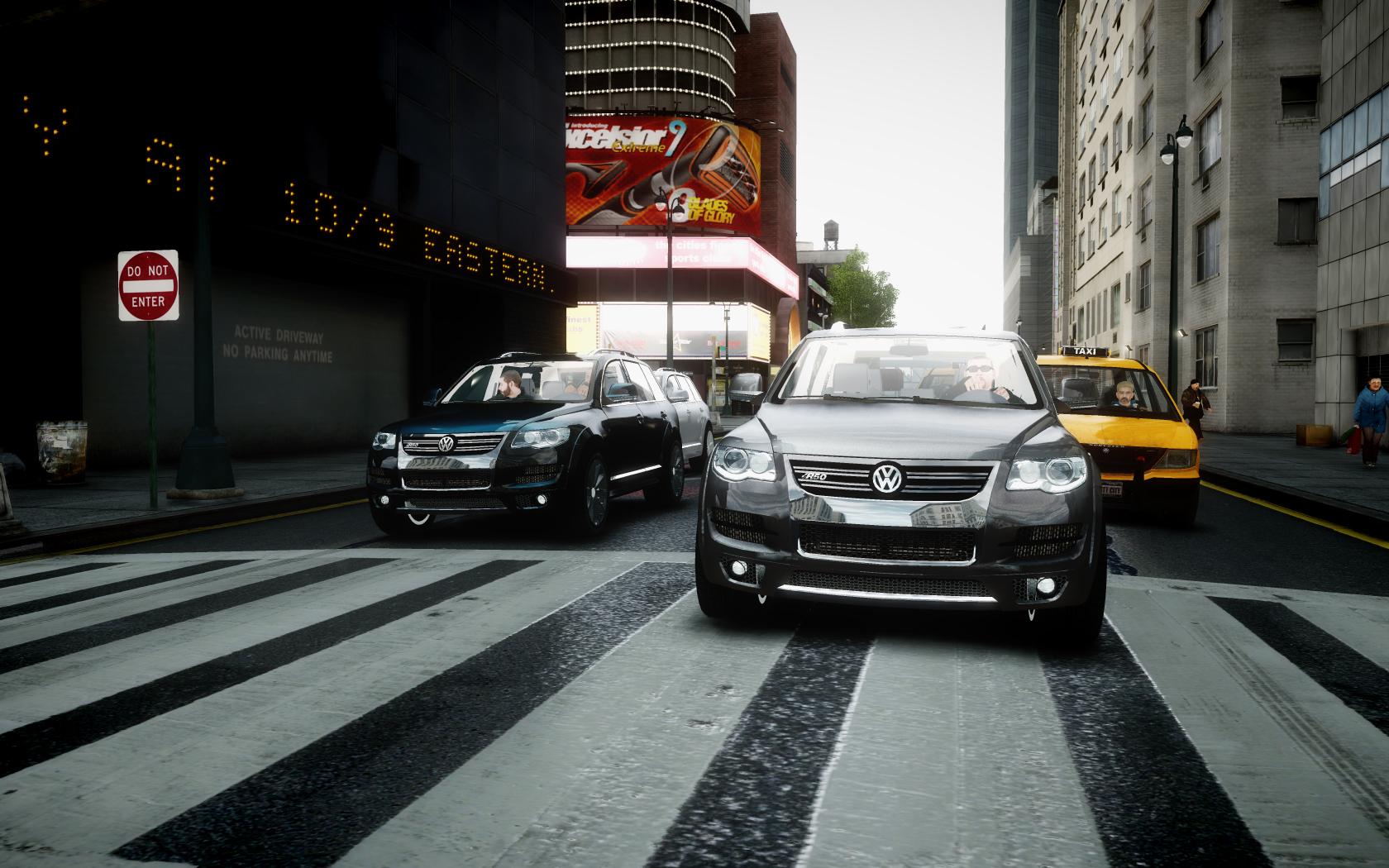 "GTA IV a další nádherný ""reality"" mód 51620"