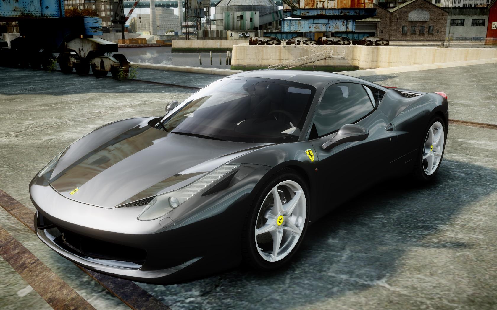 "GTA IV a další nádherný ""reality"" mód 51622"