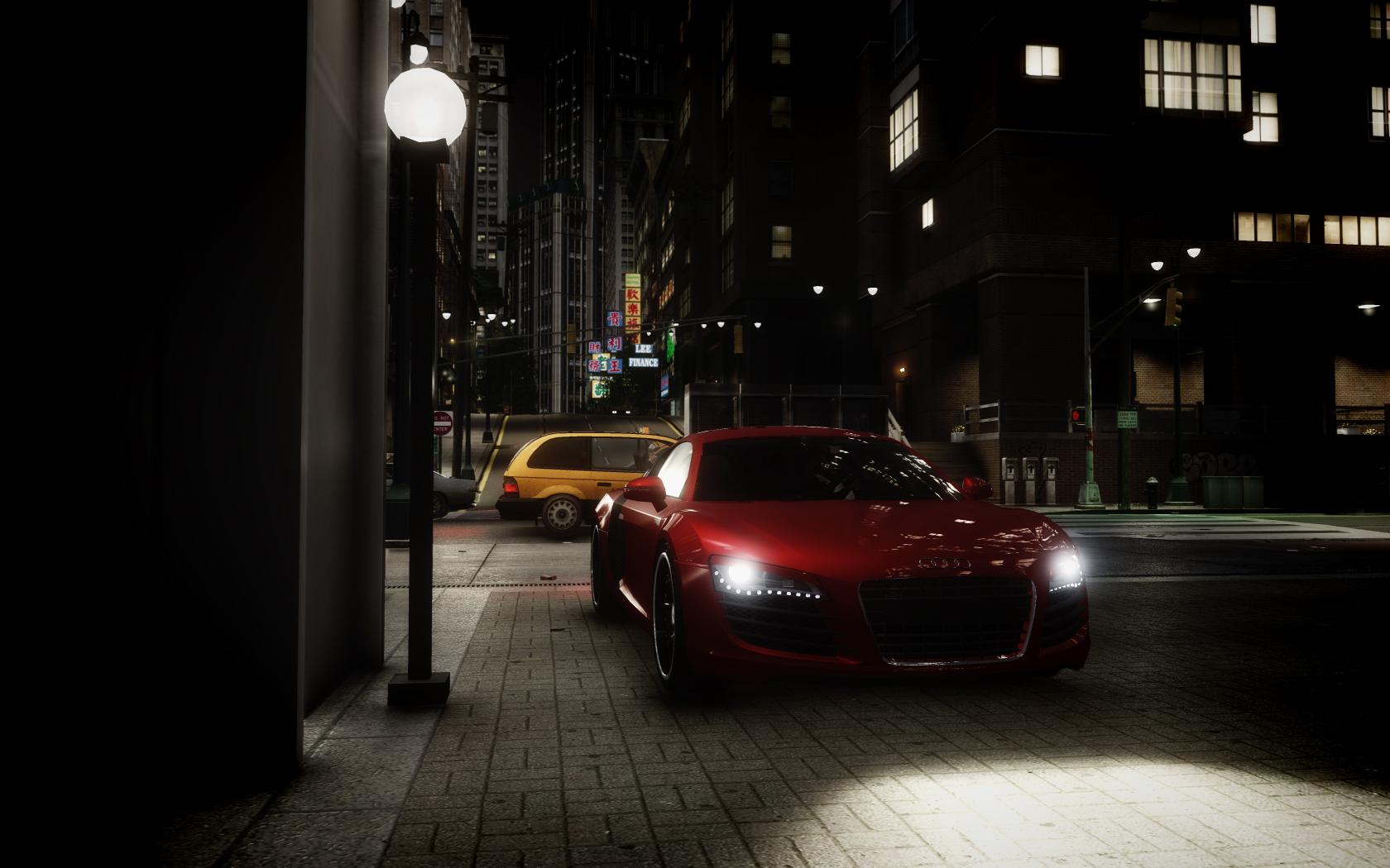 "GTA IV a další nádherný ""reality"" mód 51624"