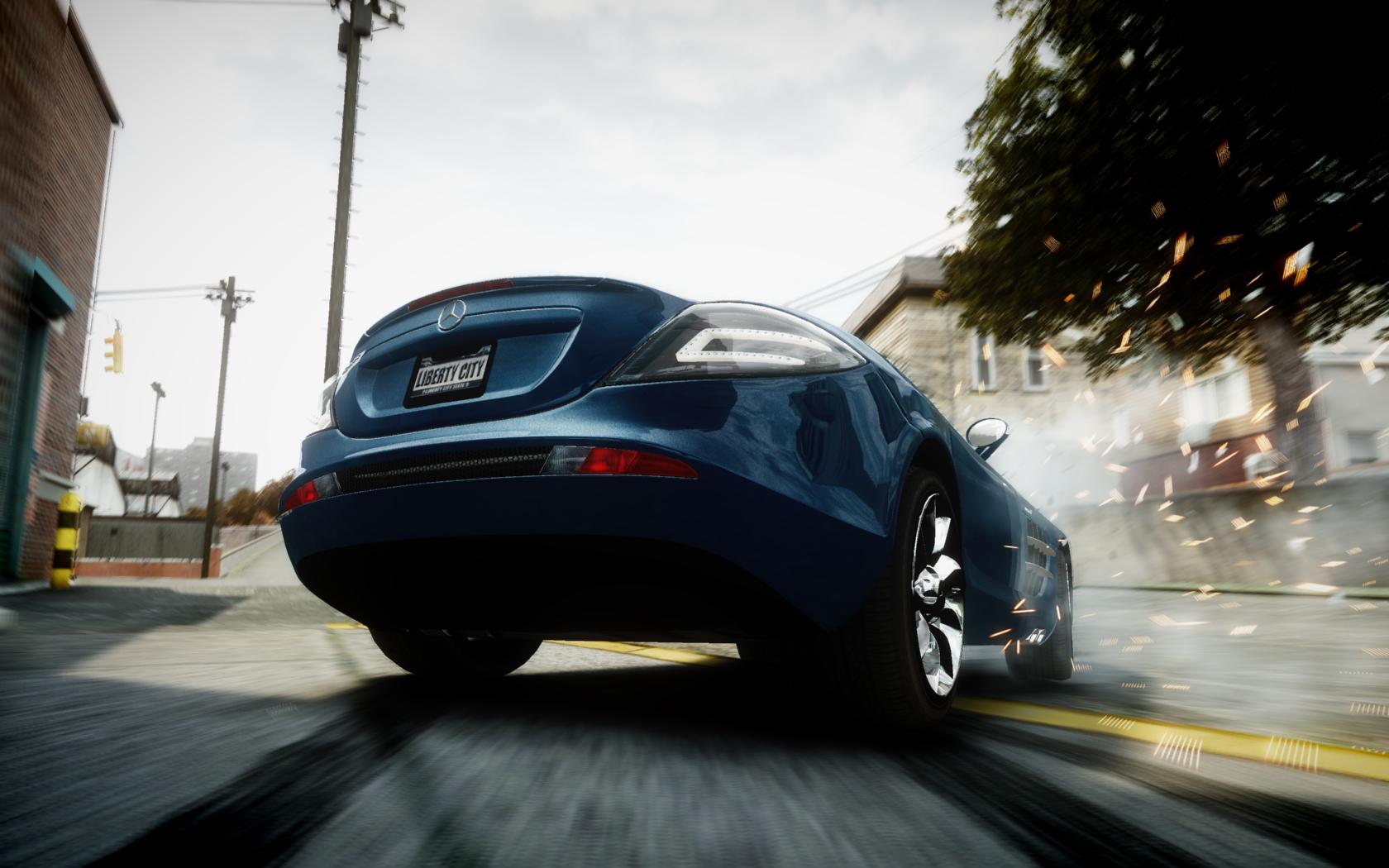 "GTA IV a další nádherný ""reality"" mód 51626"