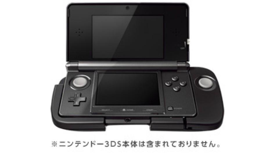 Dodatečný ovladač pro 3DS představen 51642