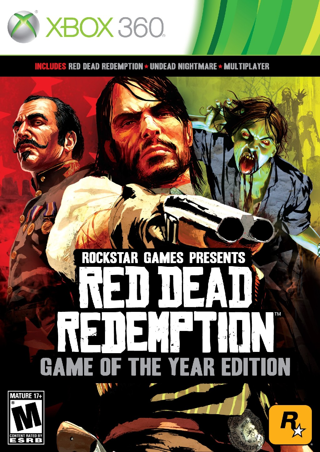 Ohlášena Red Dead Redemption GOTY edice 51645