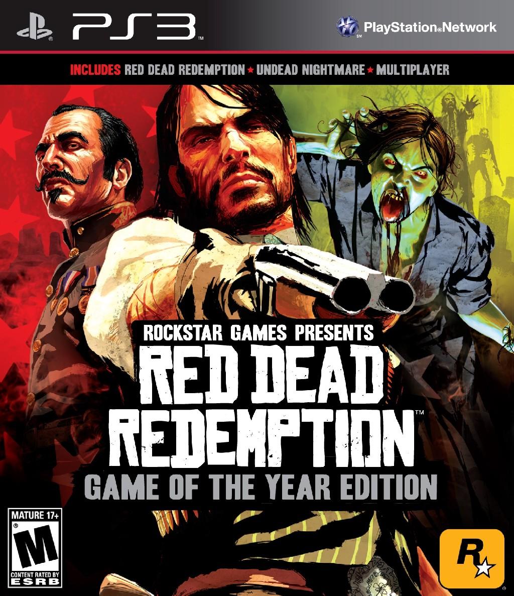 Ohlášena Red Dead Redemption GOTY edice 51646