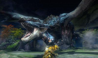 Monster Hunter 3 Ultimate - Lov začíná 51740