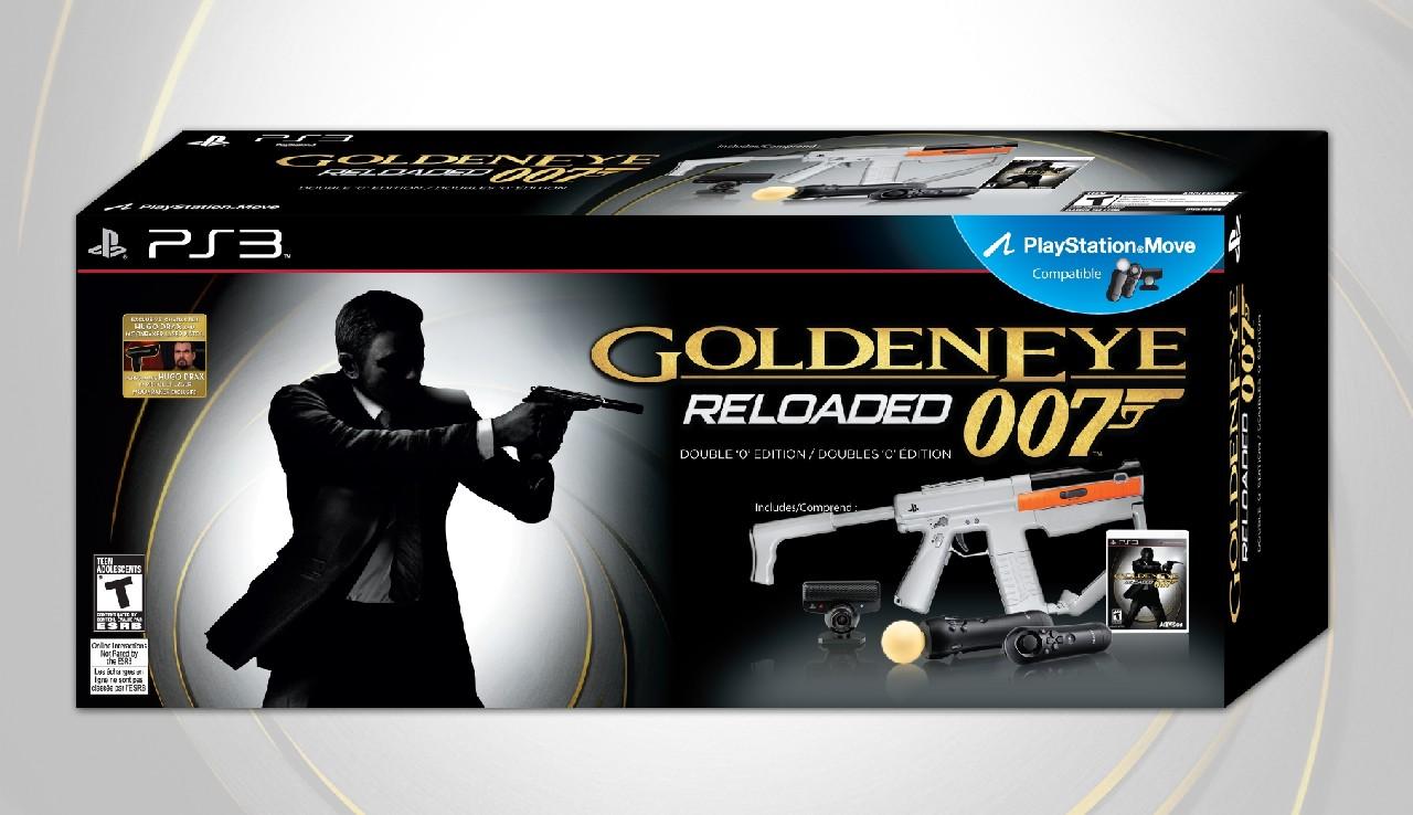 GoldenEye 007: Reloaded hlásí datum vydání 51808