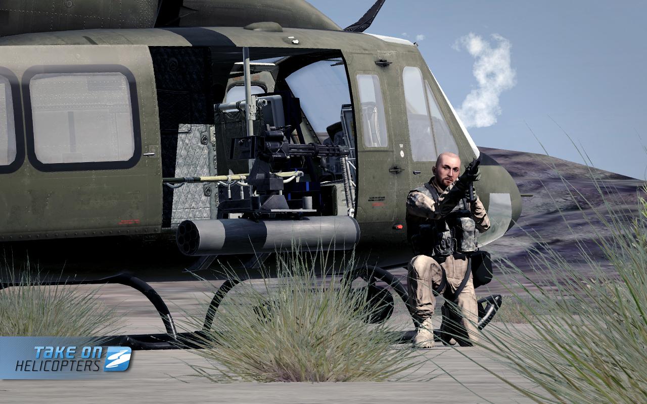 Take On Helicopters – Civilní záležitosti 51811