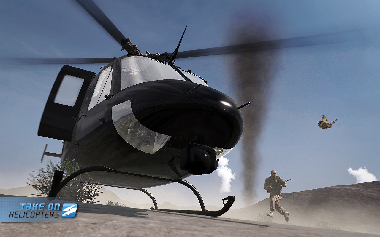 Take On Helicopters – Civilní záležitosti 51819