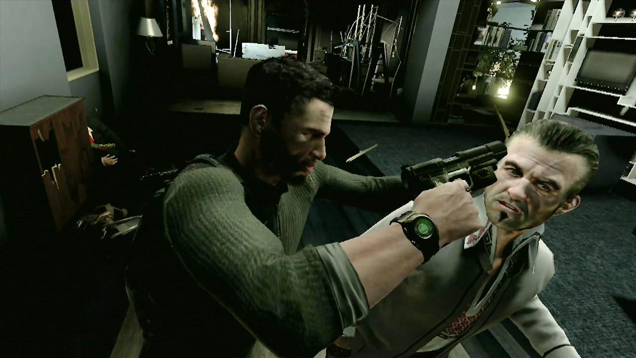 Splinter Cell: Conviction – Sam je zpět! 5185