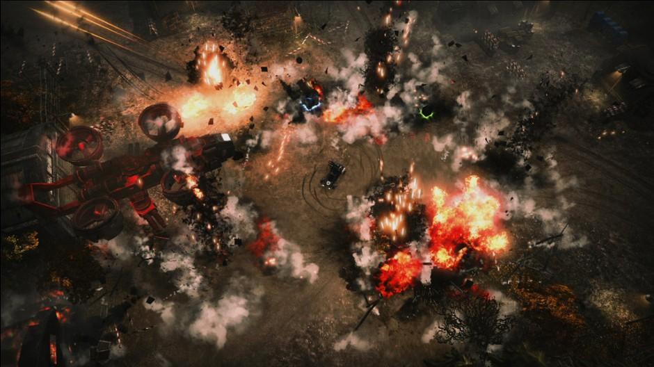 Renegade Ops ve výbušném Launch traileru 51867