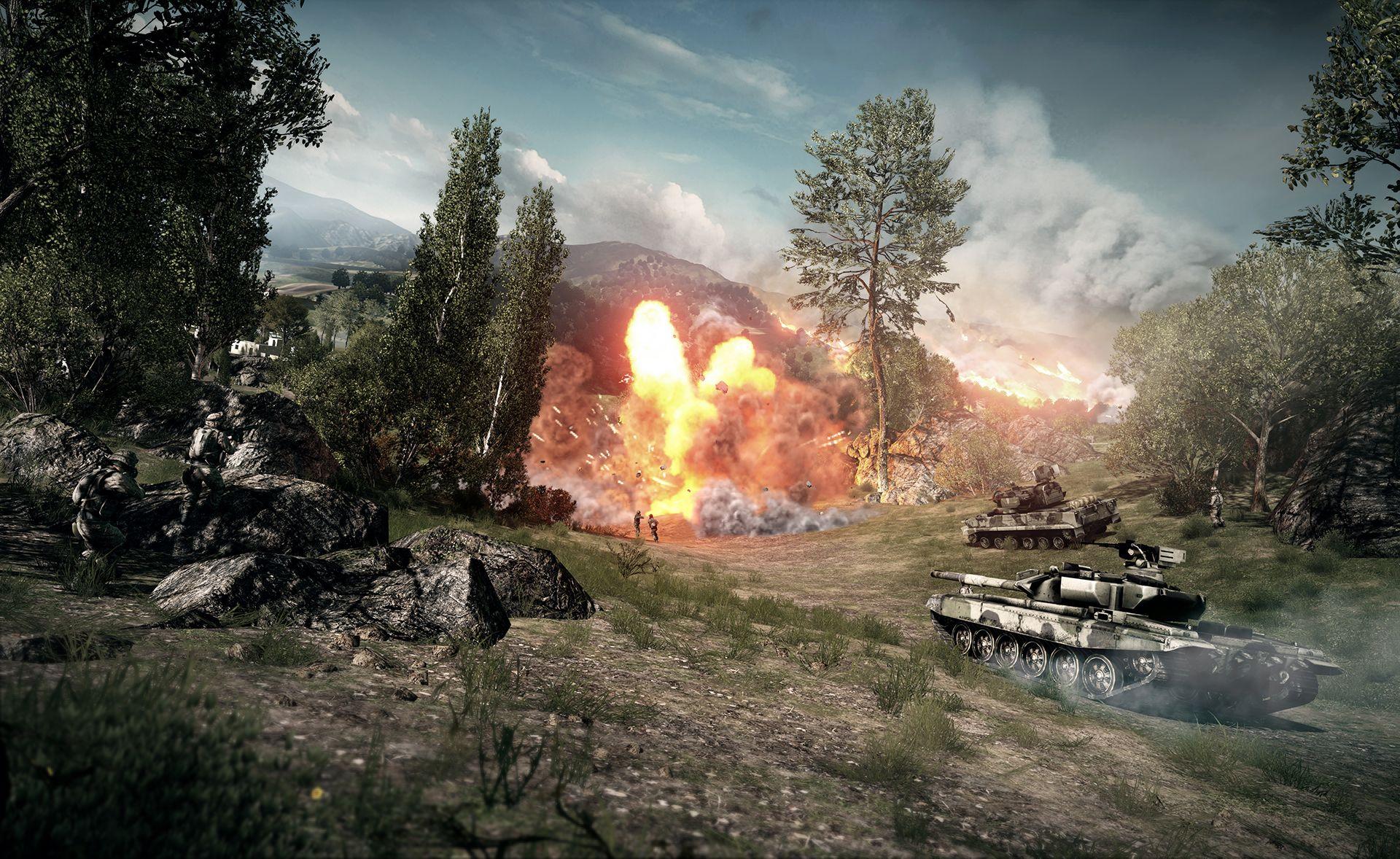 BF3: PS3 má časovou exkluzivitu na DLC 51893