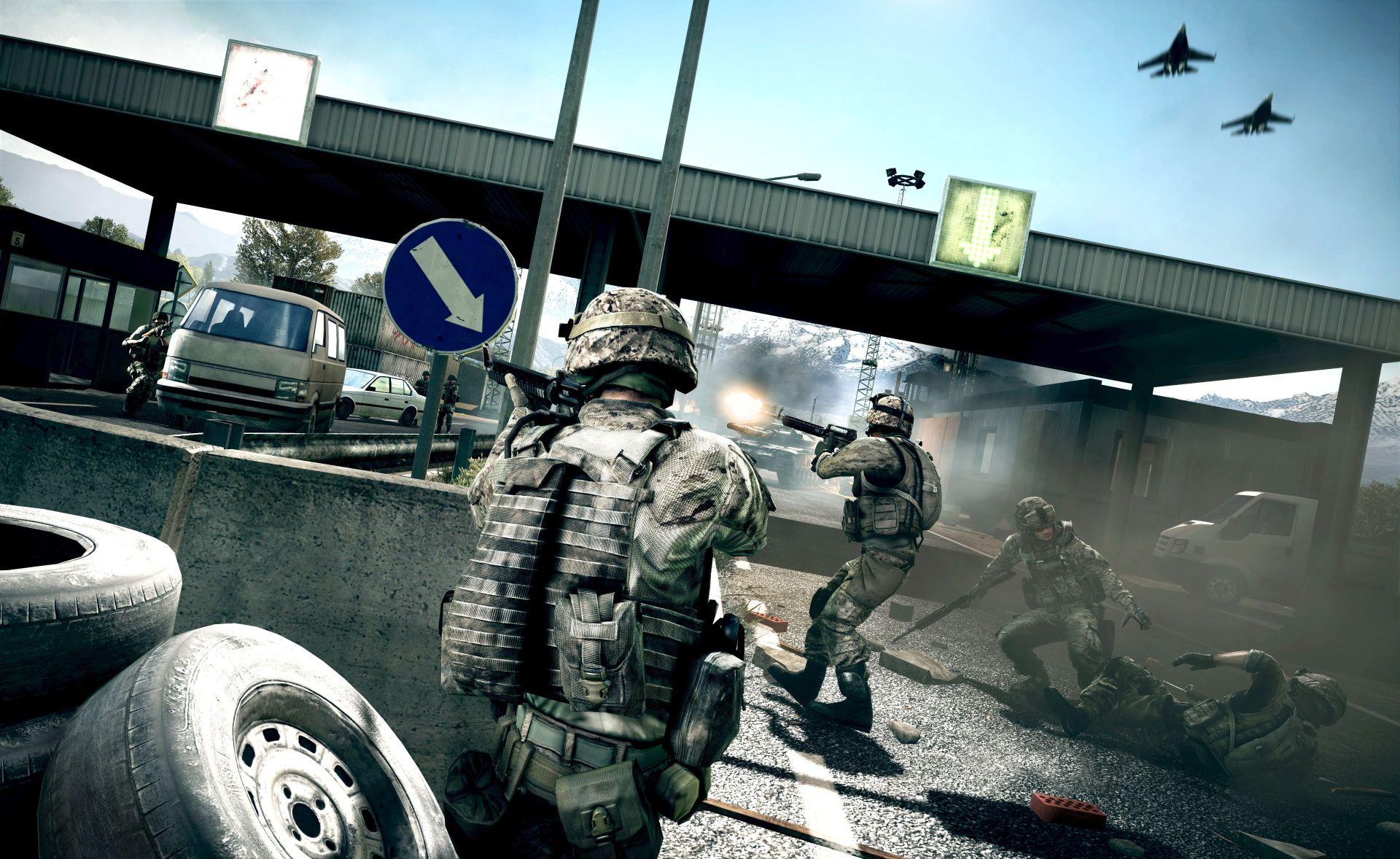 DICE straší banem v betě Battlefieldu 3 51899