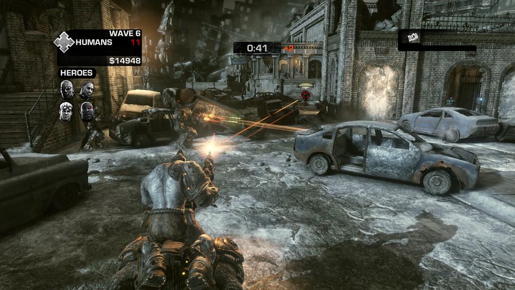 Gears of War 3 – bratři až do konce 51914