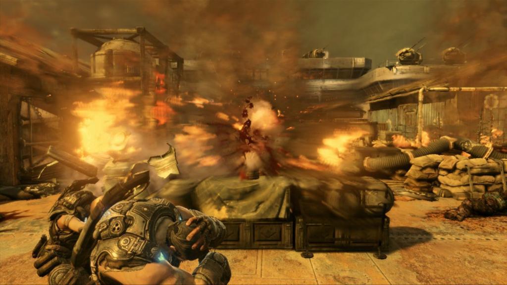 Gears of War 3 prodaly 3 miliony kusů, série slaví miliardu dolarů 51915