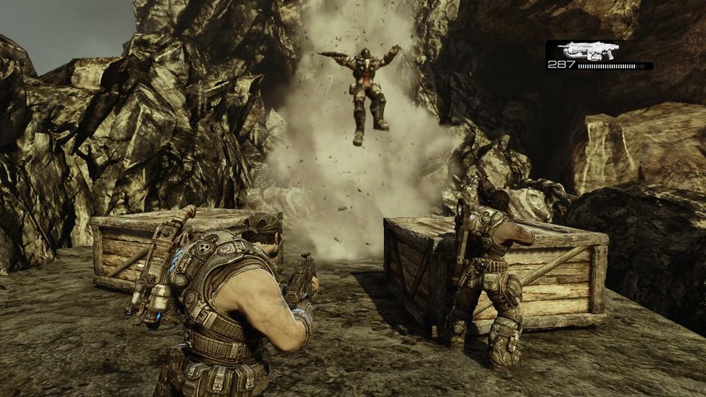 Gears of War 3 prodaly 3 miliony kusů, série slaví miliardu dolarů 51918