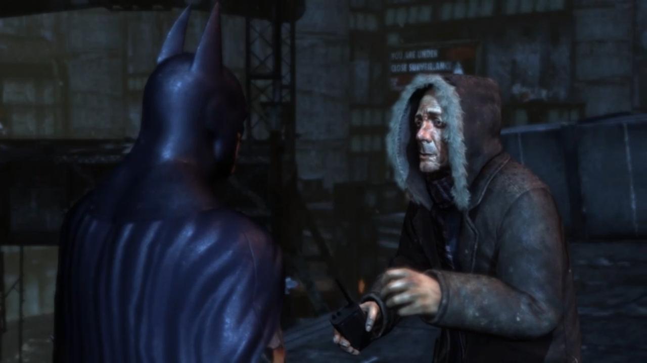 Batman: Arkham City a nášup novinek 51932