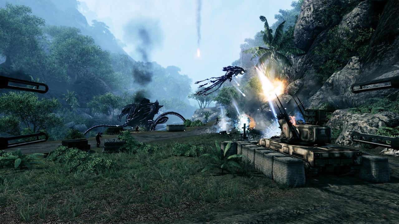 Vyšlo Crysis na konzole PS3 a X360 51947