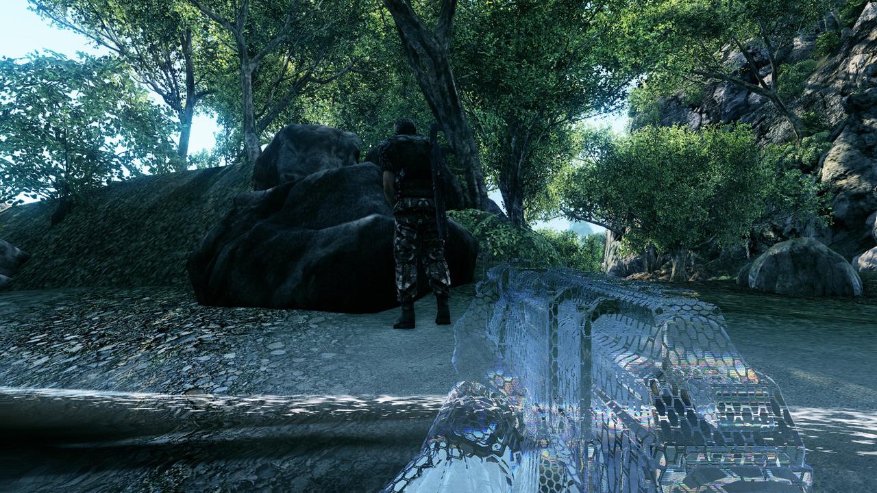 Obrázky z konzolového Crysis 51950