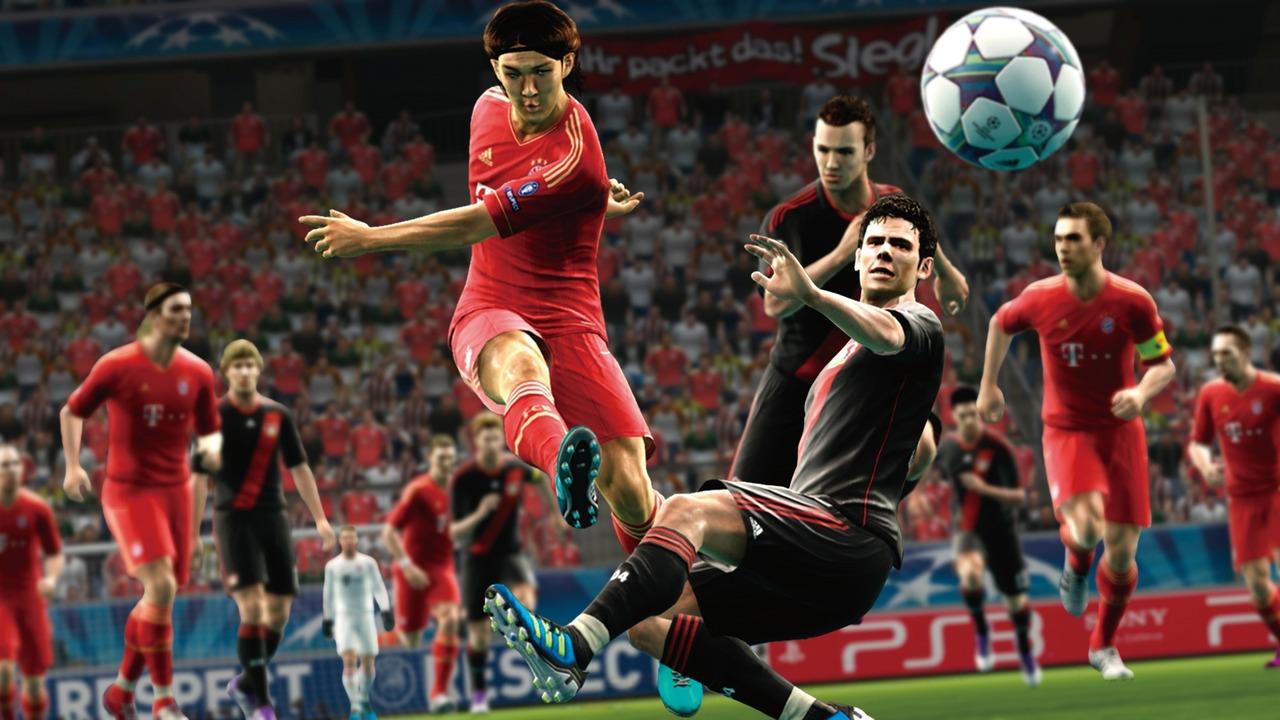 Pro Evolution Soccer 2012 - před čutorou za čutorou 51965