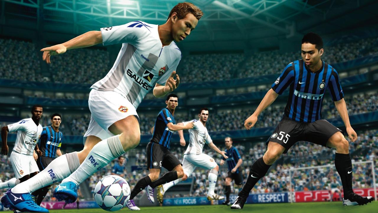Pro Evolution Soccer 2012 - před čutorou za čutorou 51966