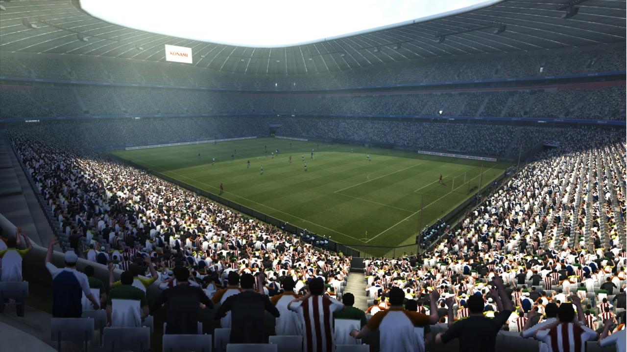Pro Evolution Soccer 2012 - před čutorou za čutorou 51967