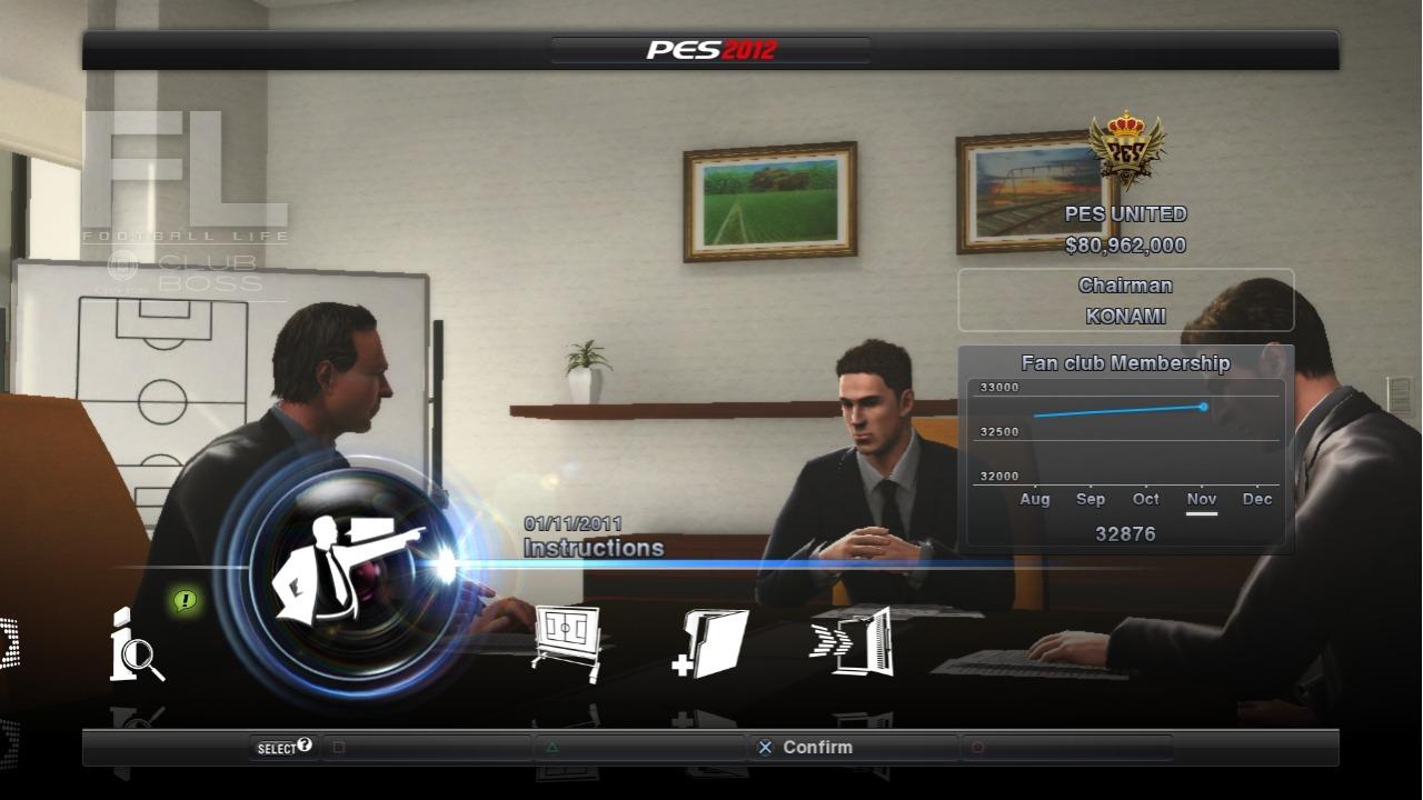 Pro Evolution Soccer 2012 - před čutorou za čutorou 52000