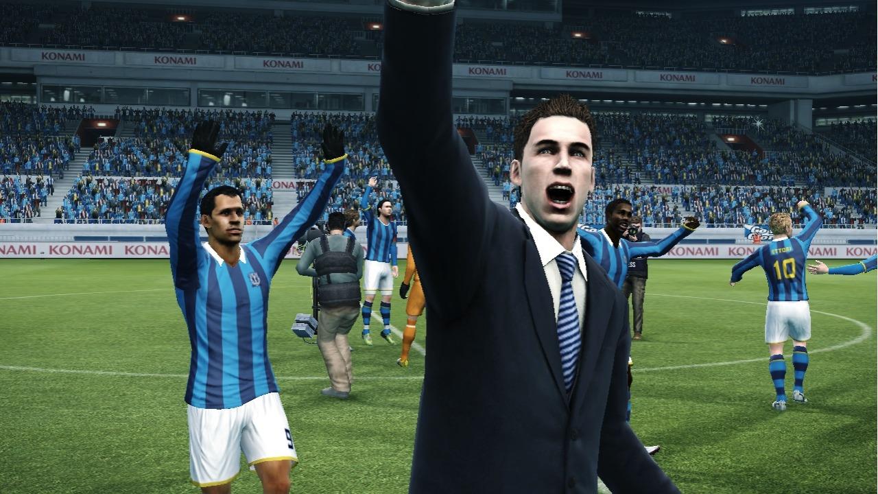 Pro Evolution Soccer 2012 - před čutorou za čutorou 52006