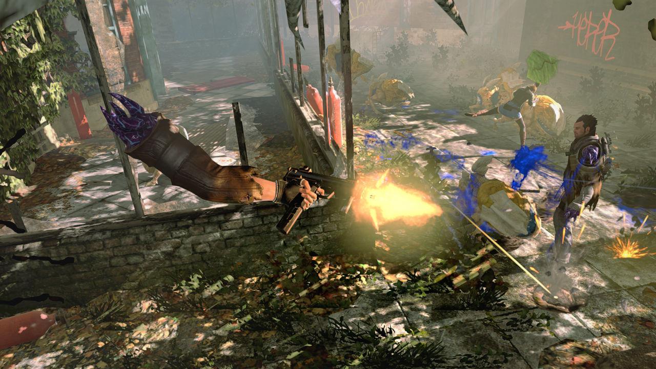Trailer a obrázky z NeverDead 52080