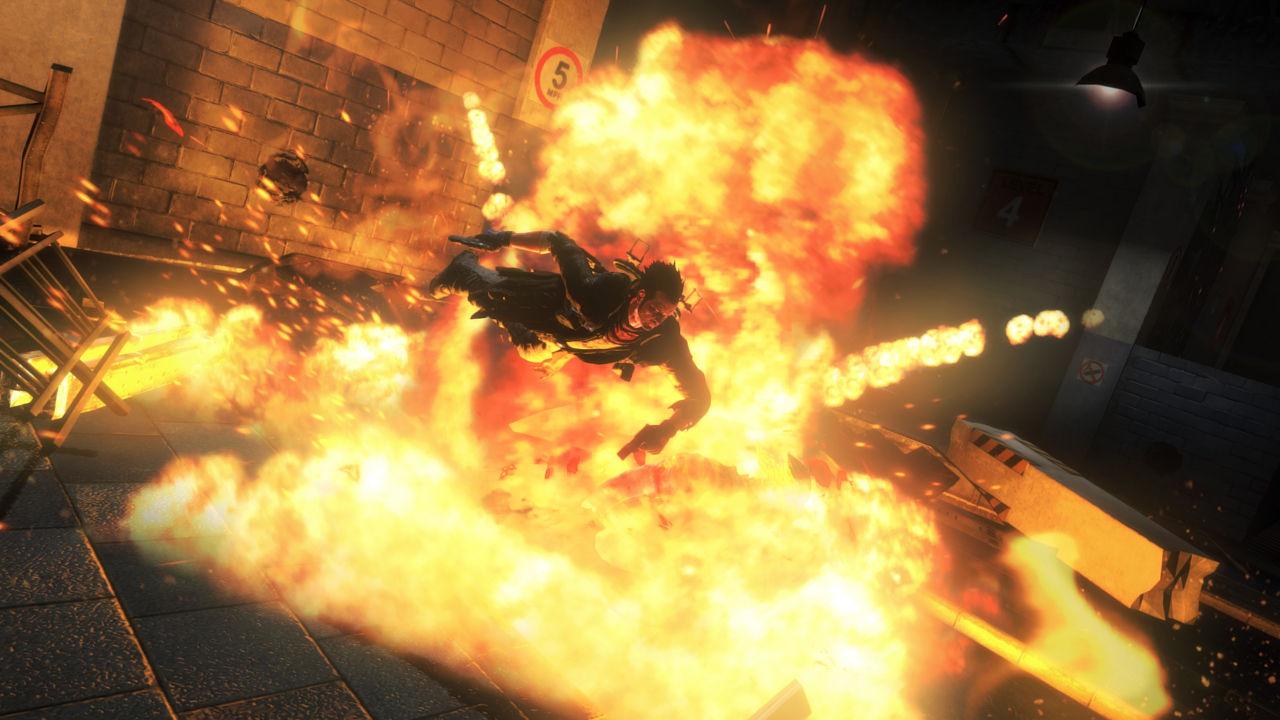 Trailer a obrázky z NeverDead 52089