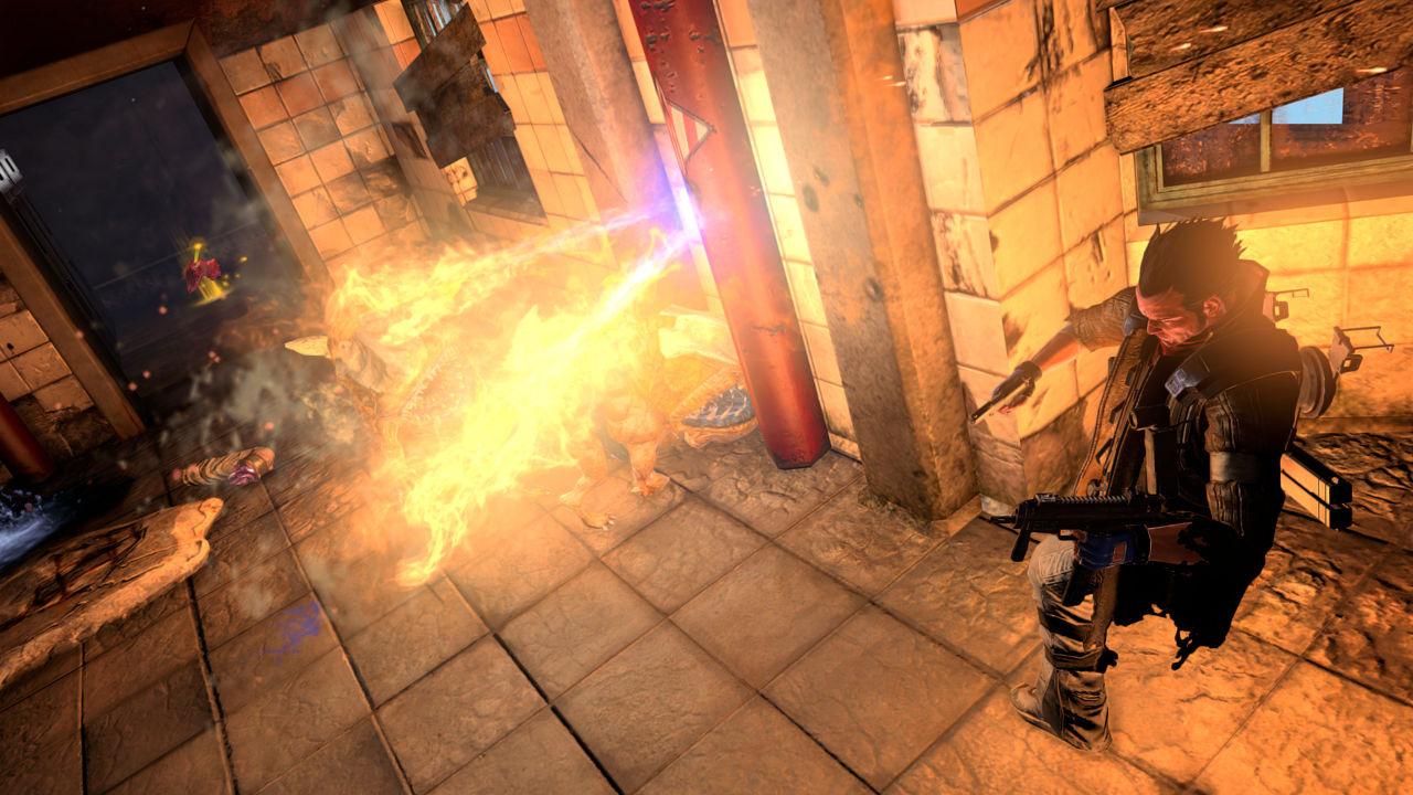 Trailer a obrázky z NeverDead 52090