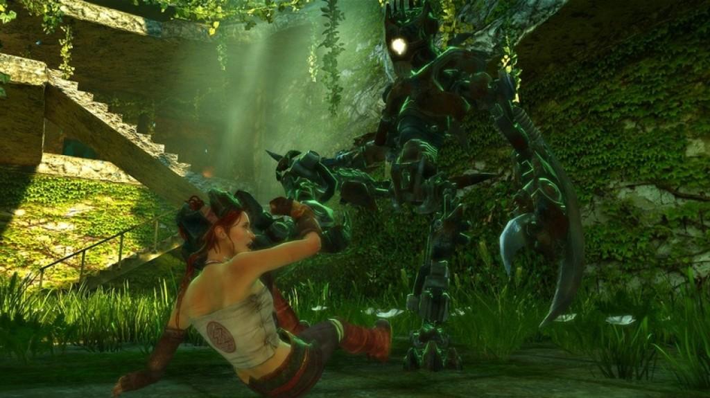 E3: Enslaved láká čerstvými screenshoty 5214