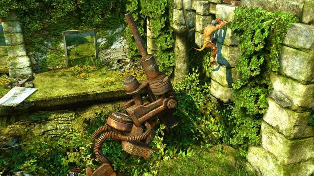 E3: Enslaved láká čerstvými screenshoty 5215