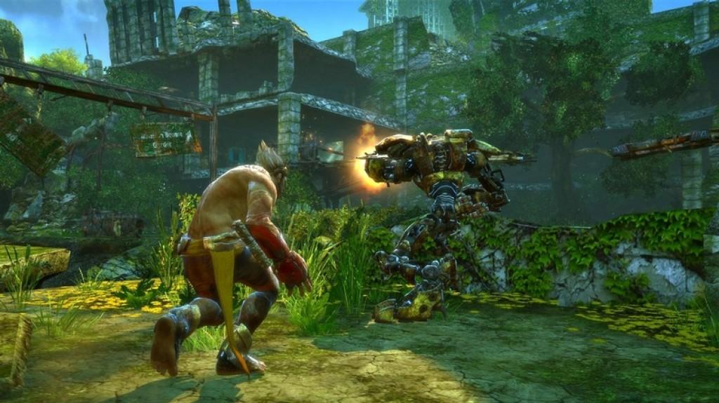 E3: Enslaved láká čerstvými screenshoty 5216