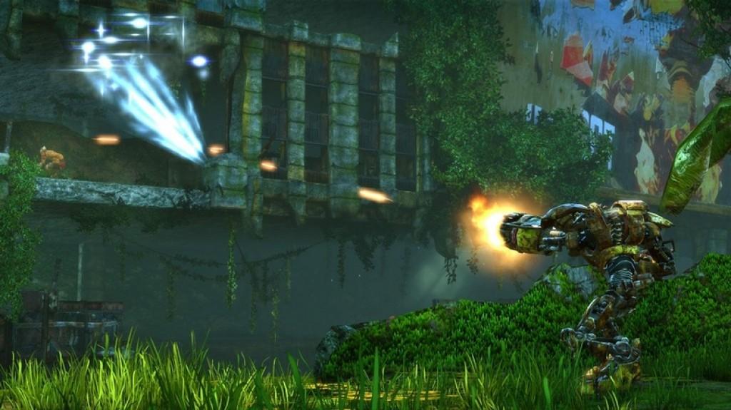 E3: Enslaved láká čerstvými screenshoty 5217
